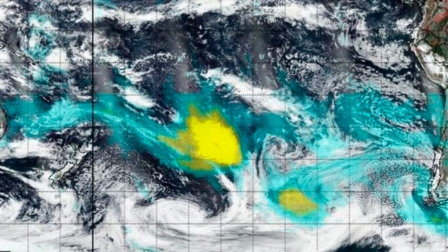 Los fuegos de Australia afectan a las condiciones atmosféricas globales