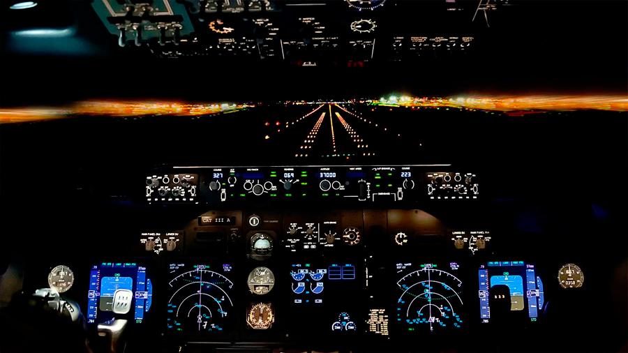 Investigan el desarrollo de aviones comerciales con un único piloto asistido por la inteligencia artificial