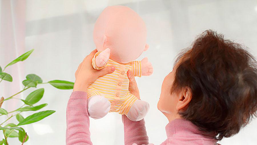 Hiro-chan: el inquietante bebé robot que no tiene rostro