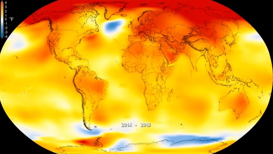 2019, el segundo año más caluroso de la historia: OMM