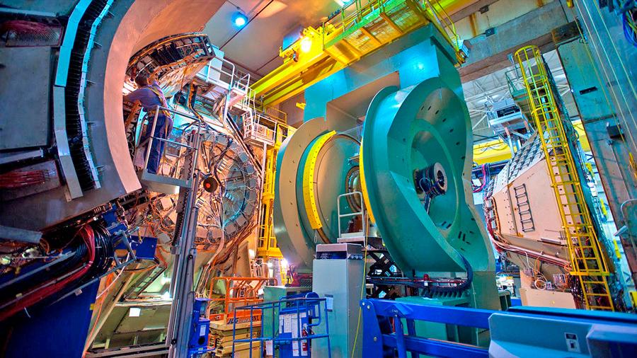 EU avanza en la construcción de un nuevo colisionador de iones de electrones
