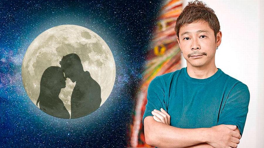 Millonario japonés busca novia para acompañarle … a la Luna