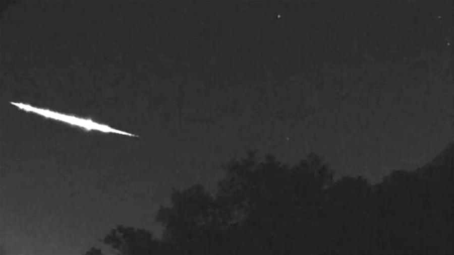 """El asteroide culpable del """"bólido de Japón"""" representa una inesperada amenaza para el planeta"""