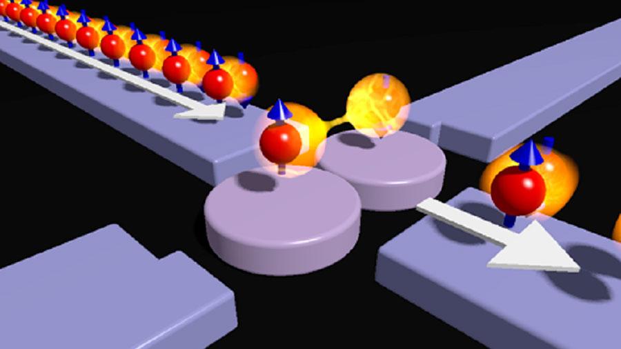 Logran observar un entrelazamiento cuántico masivo de electrones en un 'metal extraño'