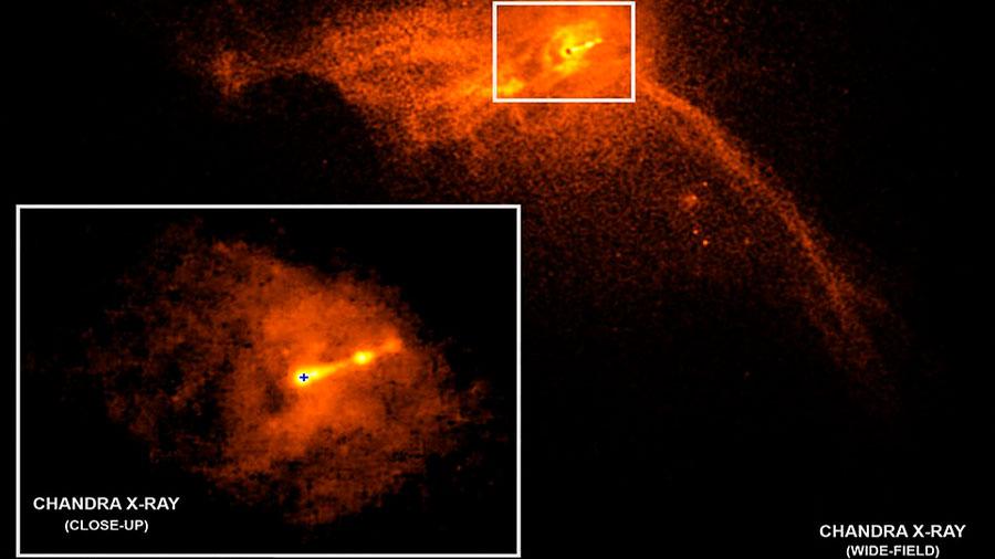 Demuestran partículas a velocidad extrema en el primer agujero negro con foto
