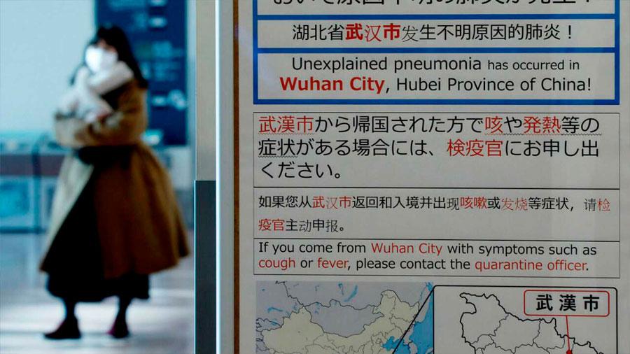Confirmada una nueva muerte y 136 casos más por la neumonía vírica en China
