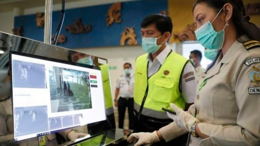 Primer caso de coronavirus en EU: un estadunidense proveniente de China
