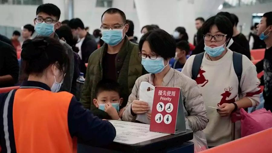 Se aísla la ciudad china de Wuhan para detener al coronavirus