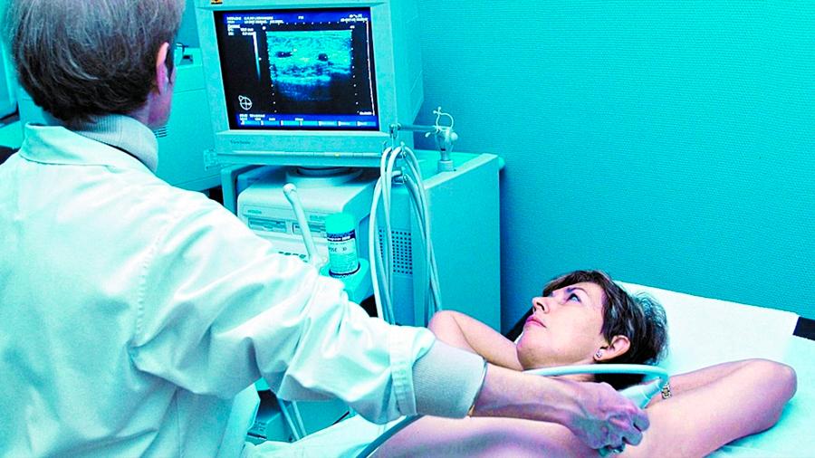 Nueva técnica permite detectar las regiones activas de un tumor de mama