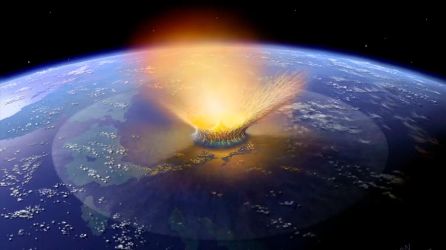 """Un asteroide que impactó con la Tierra hace 2,200 millones de años """"acabó"""" con una Edad de Hielo"""