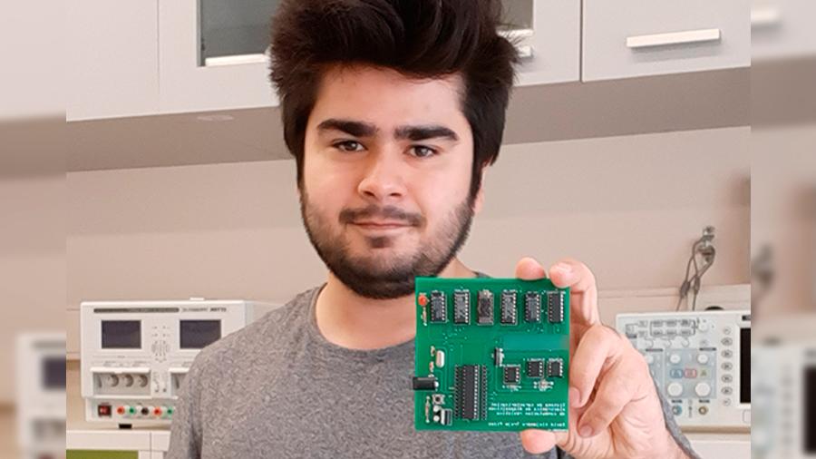 Chips neuromórficos de joven innovador argentino prometen potenciar las capacidades de la informática