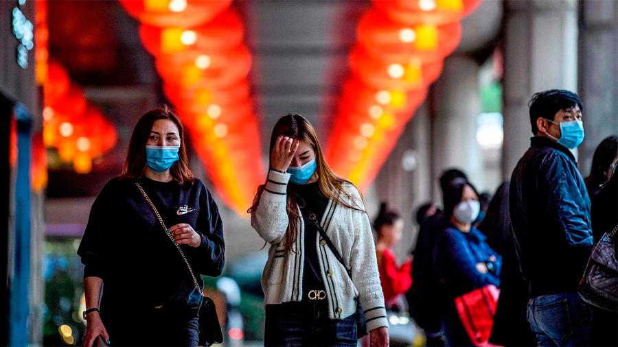 """El nuevo coronavirus de Wuhan """"podría mutar y propagarse"""""""