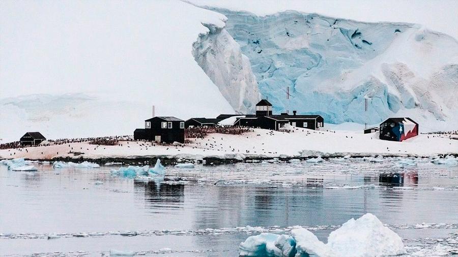 Descubren virus ocultos de hace 5,000 años en un glaciar