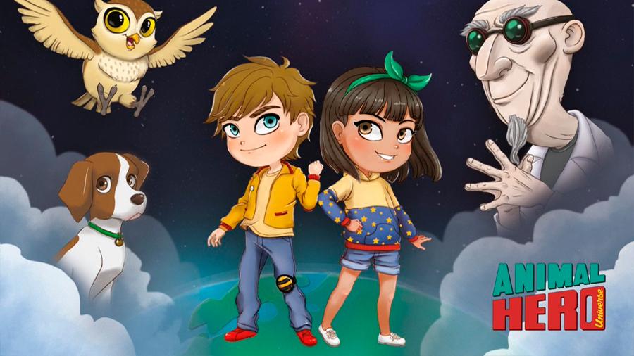 Animal Hero, un videojuego para niños con síndrome de Down creado por universitarios