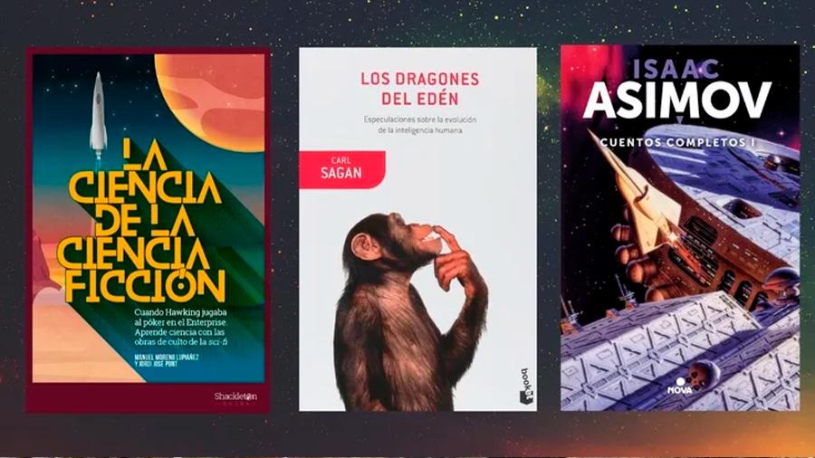 Más despacio, cerebrito: Los mejores libros de divulgación científica en Amazon