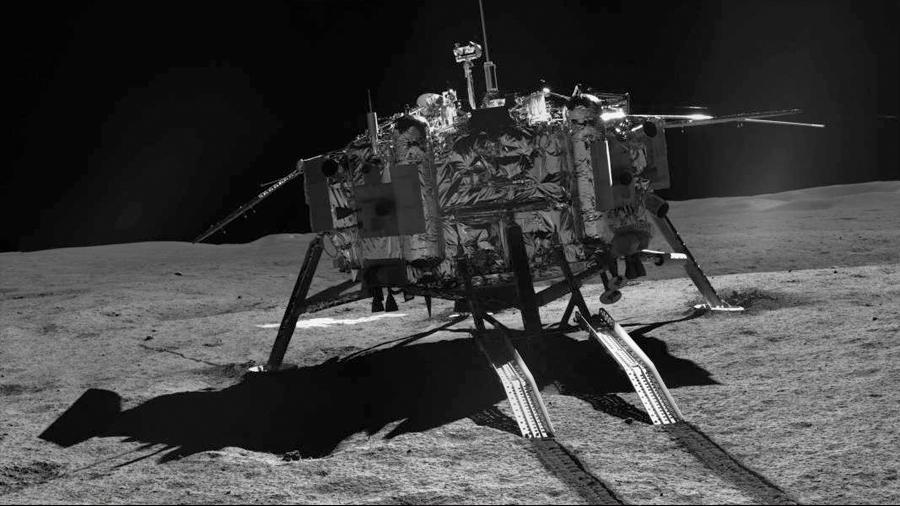 Revelan nuevas y espectaculares imágenes de la cara oculta de la Luna