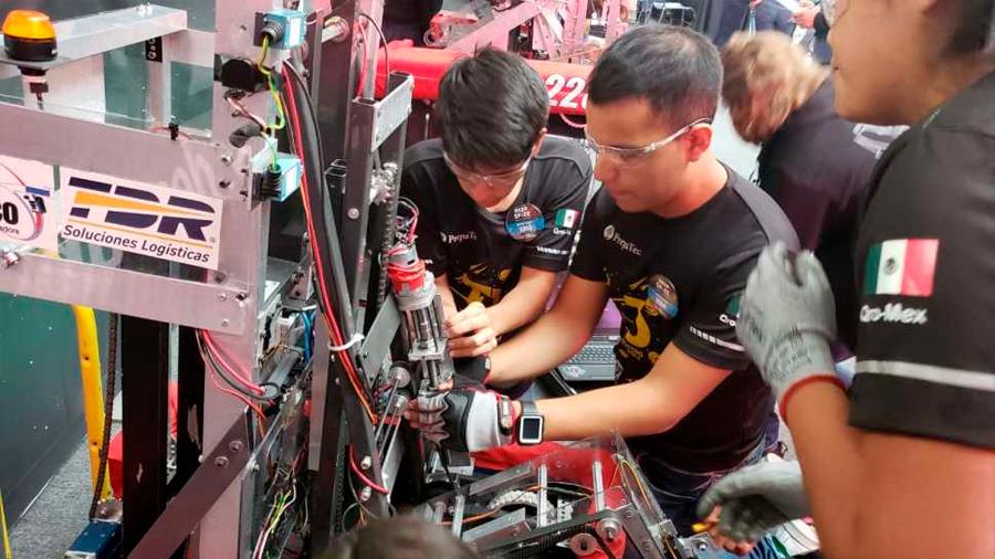 México, noveno lugar en el mundo en instalación de robots para la industria