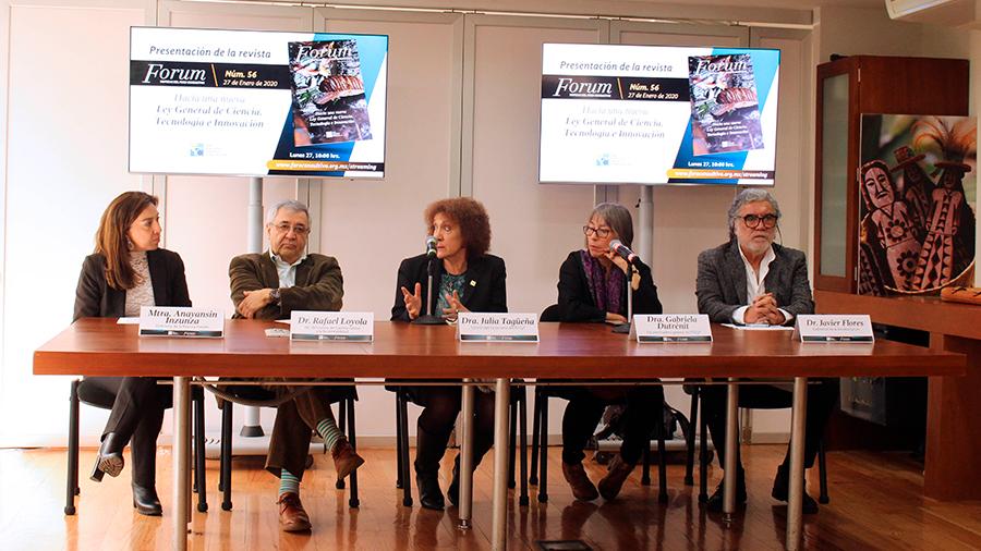 México: pugnan que prevalezcan organismos autónomos que no dependan de la cabeza de sector científico