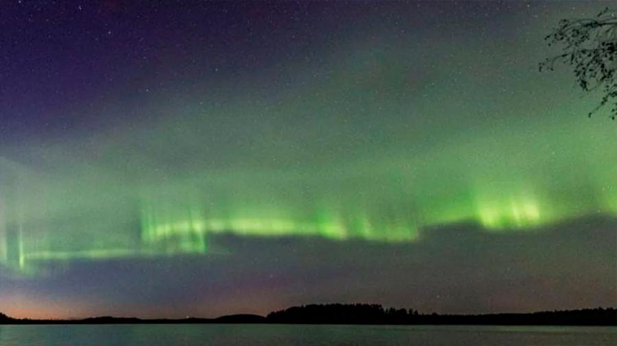 Astrónomos aficionados descubren un nuevo tipo de aurora boreal en Finlandia
