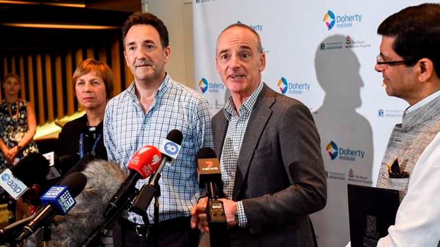 Científicos australianos desarrollaron con éxito una versión cultivada en laboratorio del nuevo coronavirus