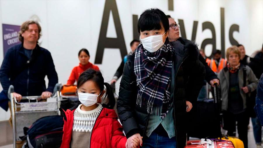Por coronavirus, EU prohíbe entrada a extranjeros que hayan estado en China en los últimos 15 días