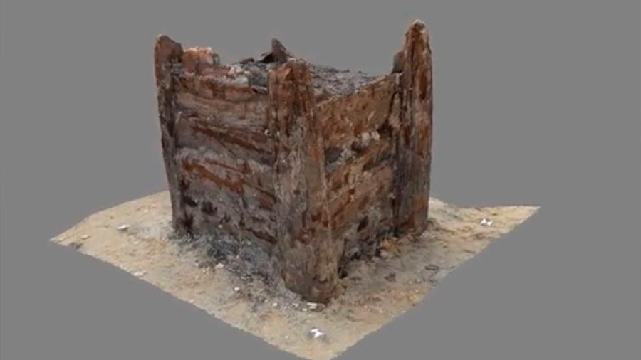 Descubren la construcción de madera más antigua del mundo, excavada en Chequia