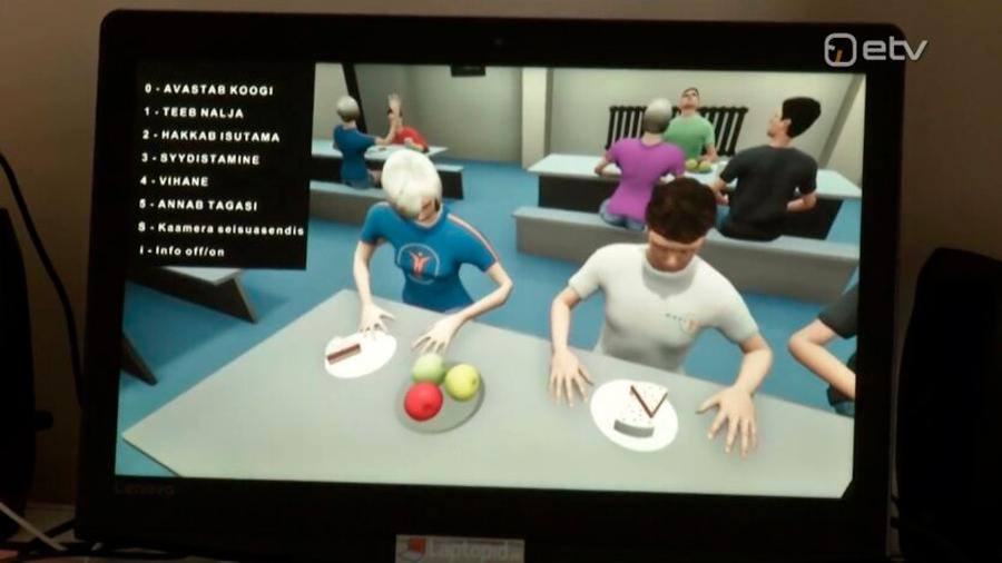 Software lúdico en realidad virtual ayudó a rehabilitar a niños con lesión cerebral adquirida