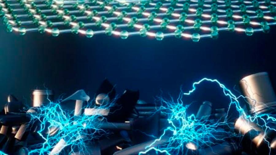 De basura a grafeno: novedoso método vía electricidad promete grandes cantidades del supermaterial