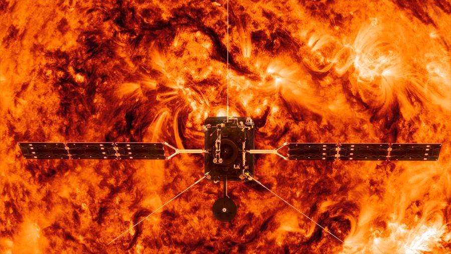 Todo listo para que el Solar Orbiter despegue en dirección al Sol