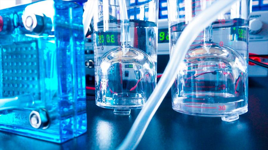 Un catalizador aprovecha desechos industriales para producir hidrógeno