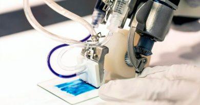 Crean impresora 3D de piel para tratar quemaduras graves