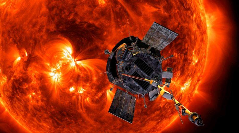 Partículas de baja energía de más allá de la Tierra acechan el Sol