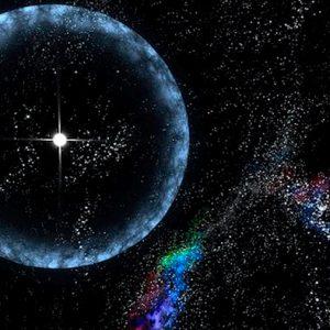 Señales de radio desde 500 millones de años luz se repiten cada 16 días