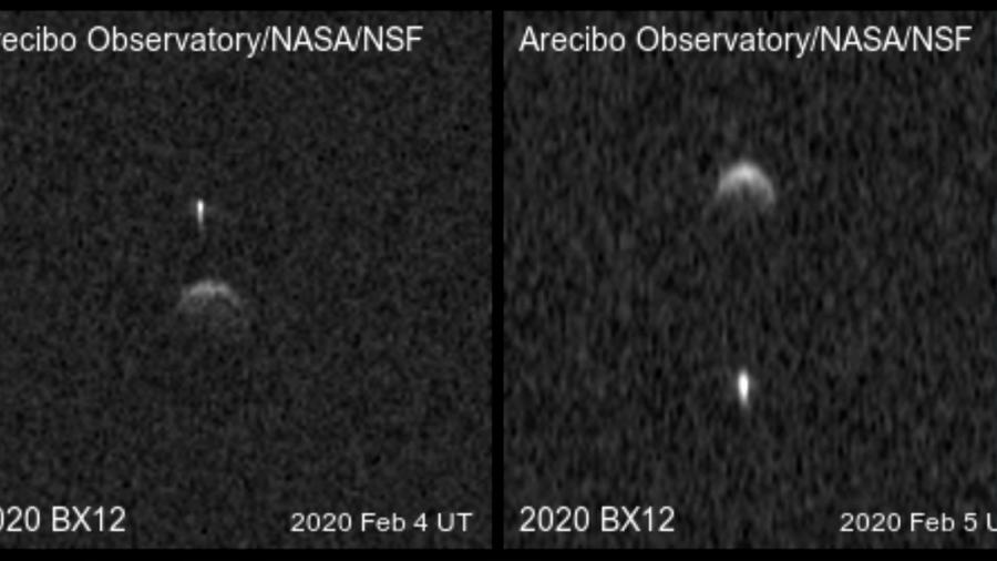 Un asteroide binario desconocido visita el vecindario de la Tierra