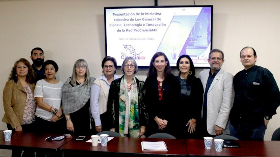 México: Red de científicos ProCienciaMX presentó su propuesta para la nueva Ley General de CyT e Innovación