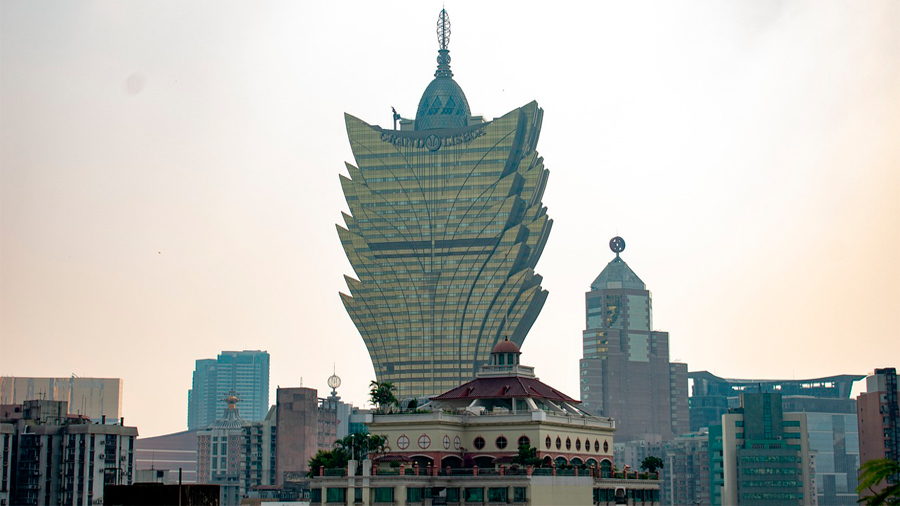 El Dorado de Macao, la ciudad de los juegos