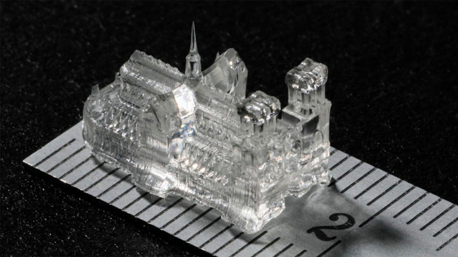 Logran impresión 3D precisa de objetos pequeños y blandos en 30 segundos