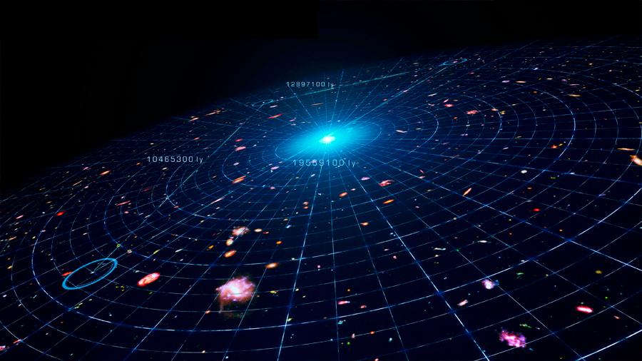 Una nueva explicación para la energía oscura