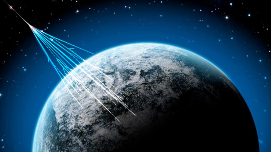 Rayos cósmicos extragalácticos golpean la Tierra