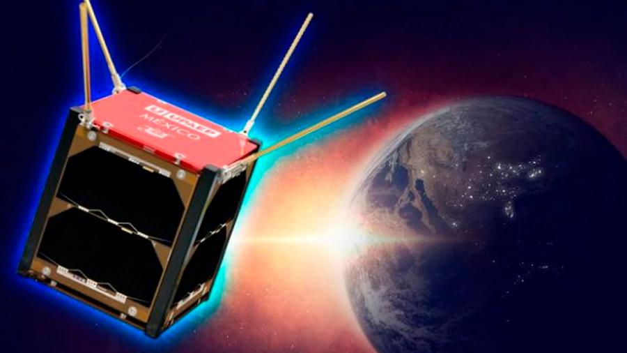 Nanosatélite mexicano AztechSat-1 comenzo su misión en el espacio