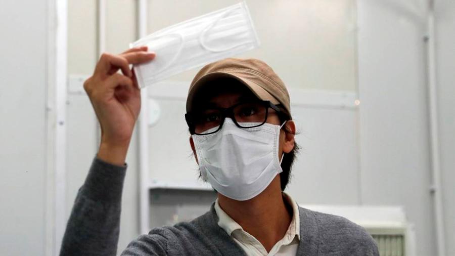 """China: la relación ante el coronavirus """"está mejorando"""" y la epidemia se encuentra """"bajo control"""""""