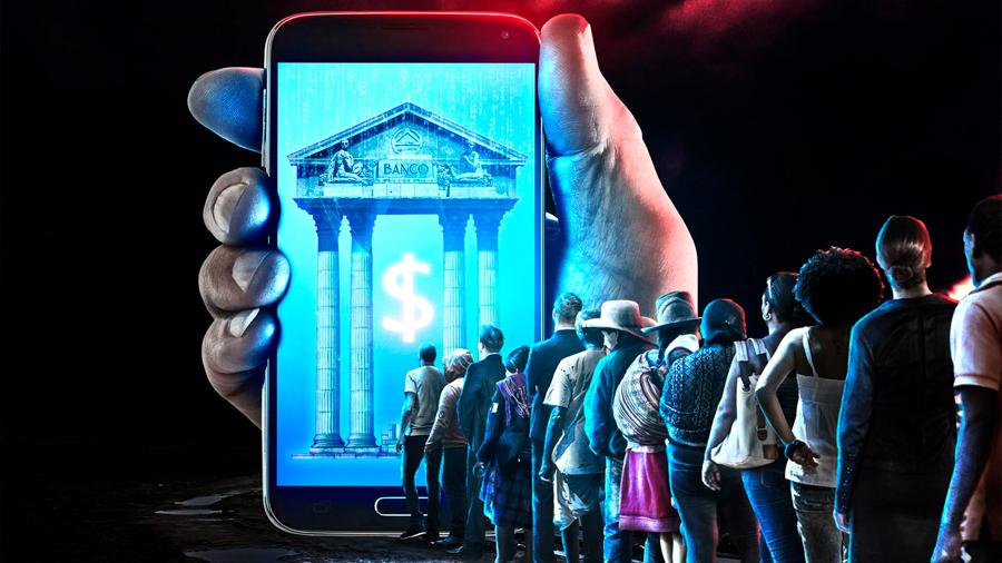 Estrepitosa caída del número de sucursales bancarias por la tecnología