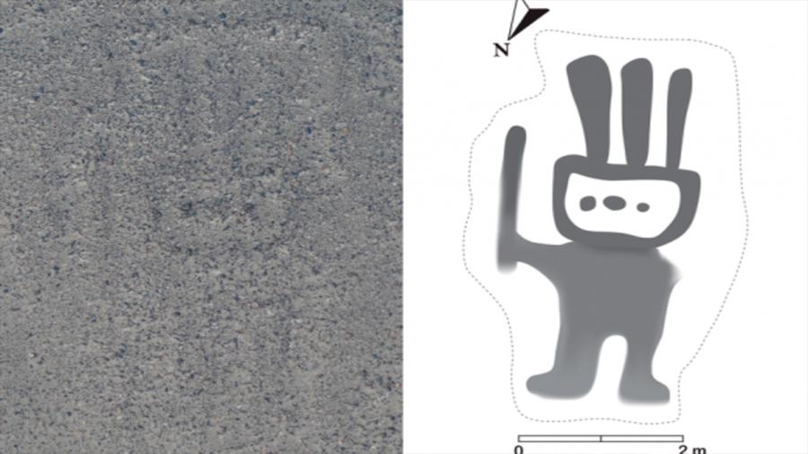 Descubren dibujos antiguos en Perú gracias a la Inteligencia Artificial