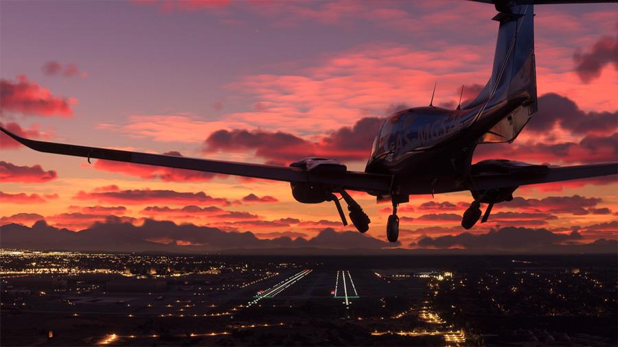 El simulador de vuelo Microsoft Flight Simulator incluirá todos los aeropuertos del mundo