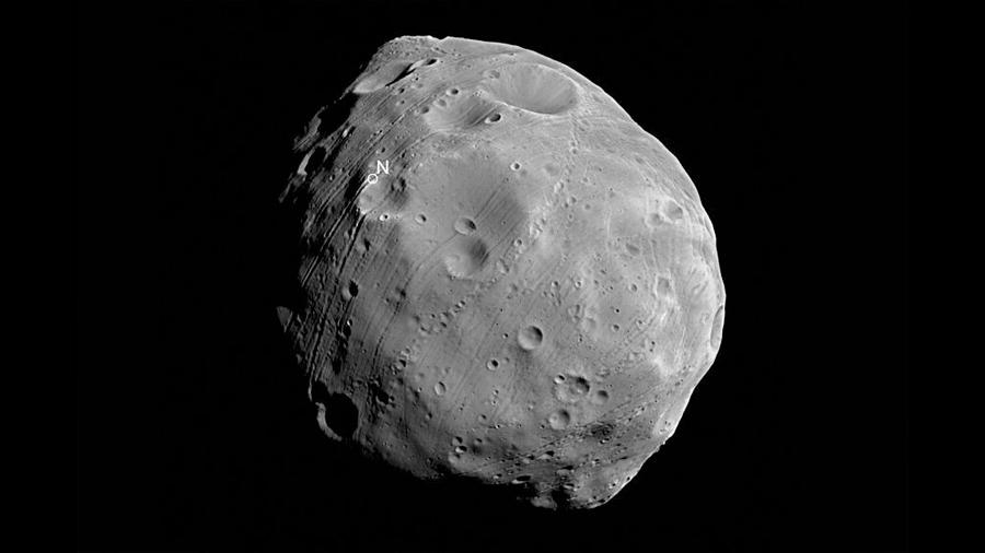 Japón anuncia misión para recoger y traer suelo de una luna marciana