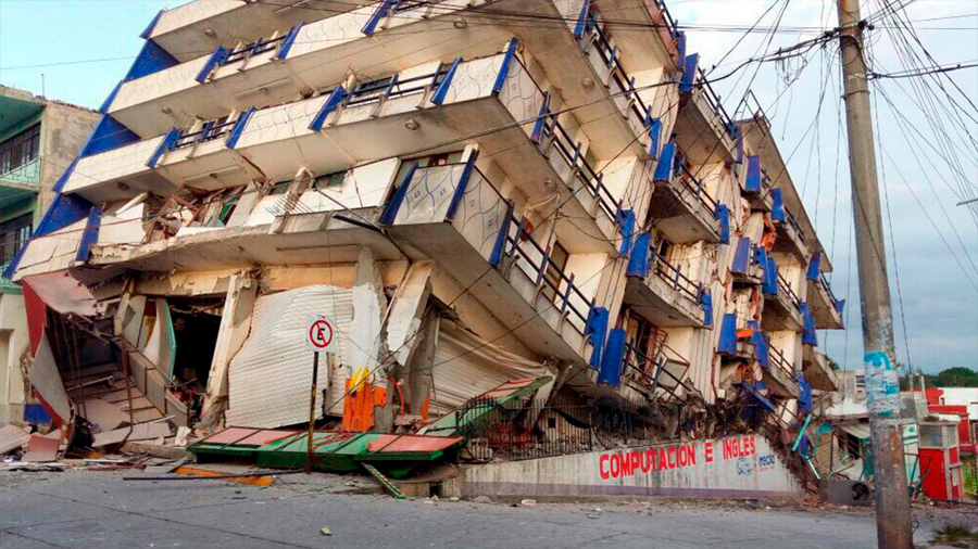 Un algoritmo ha podido calcular señales tempranas de terremotos que viajan a la velocidad de la luz