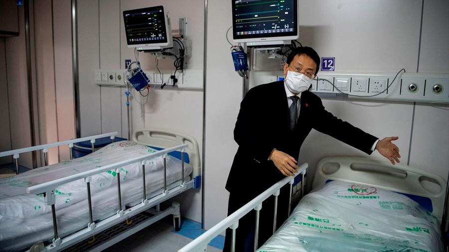 Coronavirus: China comenzará a probar vacunas en humanos en abril