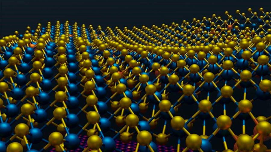 Logran mapear en 3D materiales de unos pocos átomos de espesor