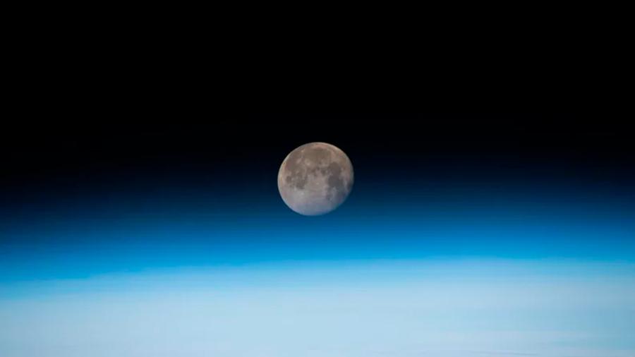Un astrónomo amateur tiene fotografías de la Luna que no tiene ni la NASA