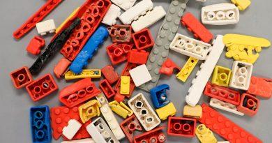 El plástico de LEGO tardaría en desintegrarse en el en el océano hasta 1,300 años